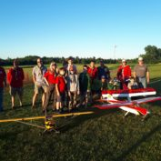 1st Stittsville Scouts Learn to Fly